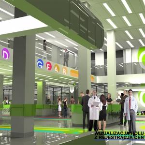 Nowy Szpital Uniwersytecki w Prokocimiu